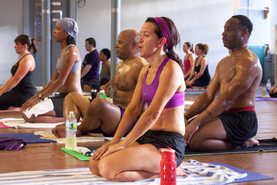 """September Posture of the Month – Kapalbhati: """"Breathing in Firm Pose"""""""