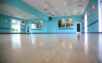 Take a look inside our hot yoga studio