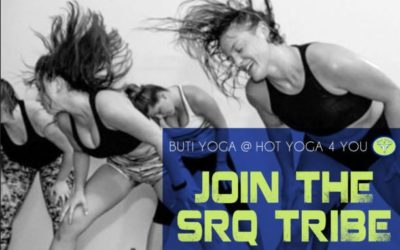 New Class Offering – Buti Yoga!
