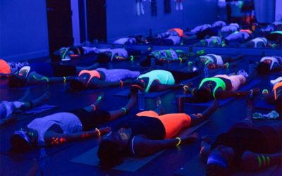 Glow Yoga Parties