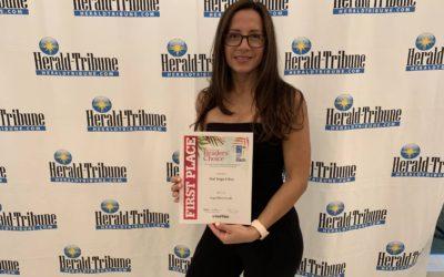 HotYoga4You Named Best Yoga Studio in Herald-Tribune Readers' Choice Awards